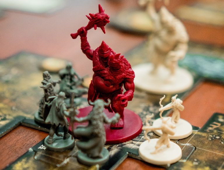 Why Dungeons and Dragons Is a Popular Form of Communal Therapy Erraticus Image by Clint Bustrillos